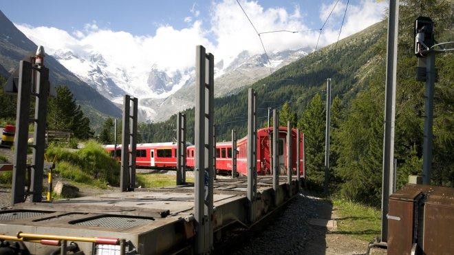 Politique de transfert de la route au rail: il faut mieux coordonner le trafic ferroviaire international