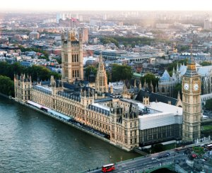 Parlament in London