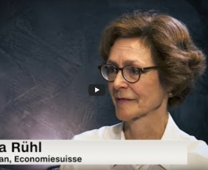 Video von Monika Rühl bei CNN Money