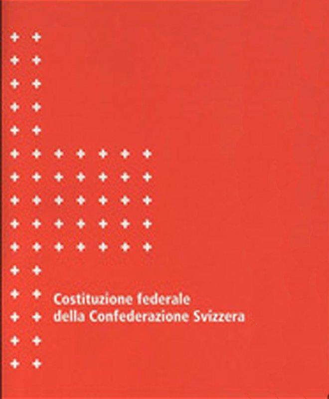 Costituzione federale della Confederazione Svizzera