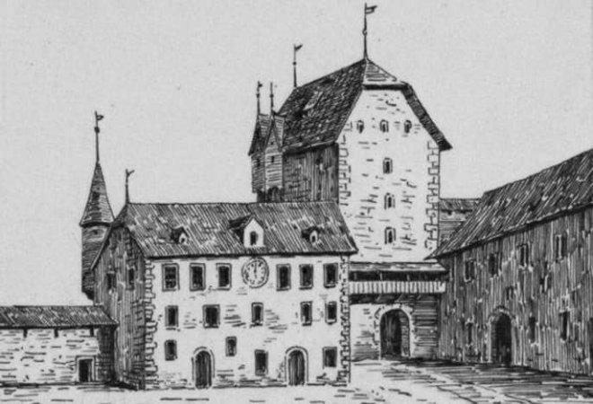 Bild Haus zu Notenstein St. Gallen