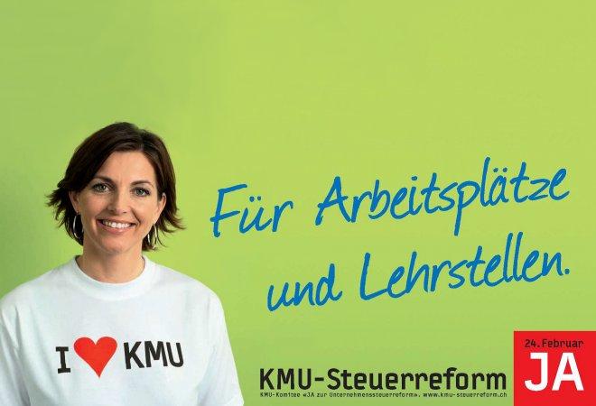 Plakat KMU