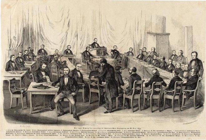 Bild Tagsatzung 1847